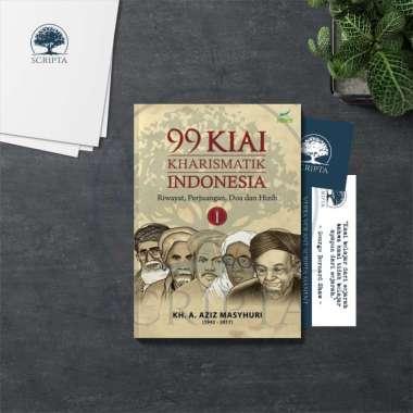 harga Buku 99 Kiai Kharismatik Indonesia - KH A Aziz Masyhuri Blibli.com