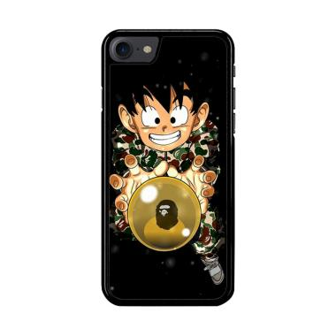 Flazzstore Goten Vs Bape Goku L2097 ...  for iPhone 7 or iPhone 8