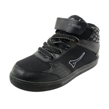 Ardiles Aston Sepatu Sekolah Anak - Hitam