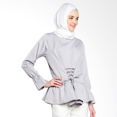 Covering Story Mardy Top A Blouse Muslim - Grey