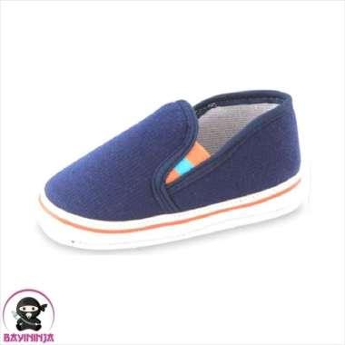 harga Promo LUSTY BUNNY Sepatu Bayi Prewalker Sol Kain Anti Slip PS8316 - 120 mm DONGKER Berkualitas Blibli.com