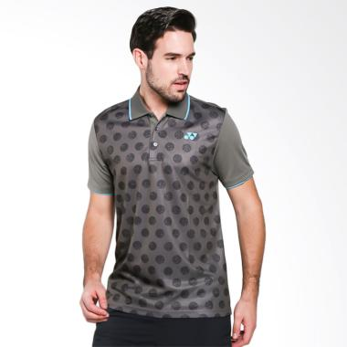 YONEX Men Polo T-Shirt Baju Olahrag ... al [PM-G017-903-28B-17-S]