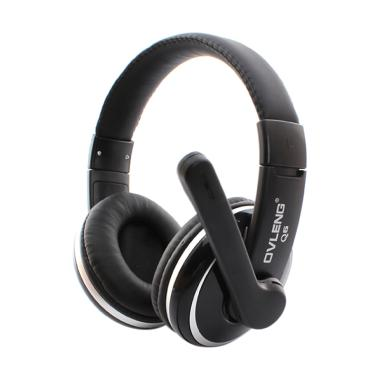 OVLENG OV-Q6 USB Stereo Headphone Mic Noise Cancelling Headphone