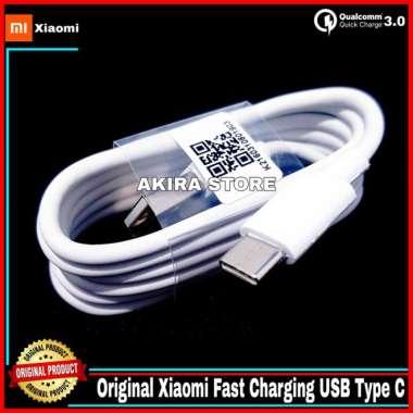 harga Promo Kabel Data Xiaomi Mi Note 10 10 Pro Original 100 Fast Charging USB C Diskon Blibli.com