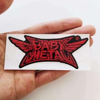 harga STICKER MOBIL DAN MOTOR BABY METAL Stiker Helm Timbul Aksesoris handphone Blibli.com