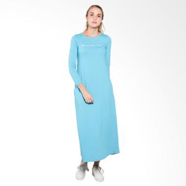 Cressida LRKC.872082 Long Dress - Cyan