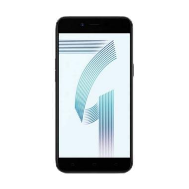 OPPO A71 Smartphone - Hitam [32 GB/ 3 GB]
