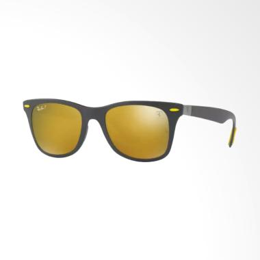 Ray-Ban Scuderia Ferrari Collection ... tte Grey [F6086B Size/52]