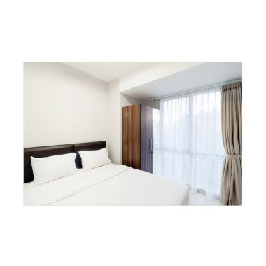 Travelio IXH9PUO2 1BR The Mansion Apartment [1 Bulan]