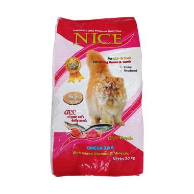 Cat Food / Makanan Kucing Nice Makanan Kucing [20 kg]