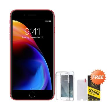 Apple iPhone 8 256 GB Smartphone -  ... Tempered Glass + Softcase