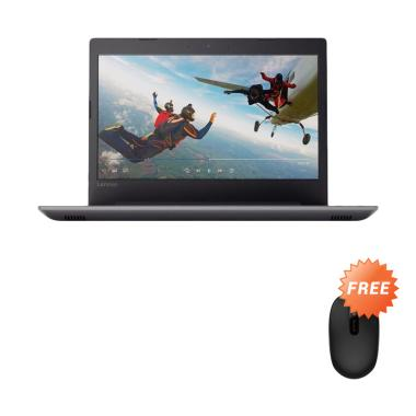 Best Price - Lenovo Ideapad 320 80X ... 0010 Black Wireless Mouse