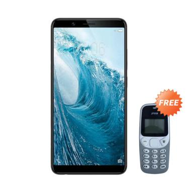 VIVO Y71 Smartphone - Black [32GB/ 3GB] + Free Prince PC-5