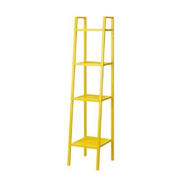 Ikea Lerberg Unit Rak - Kuning [Lebar 35 cm/ 4 Susun]