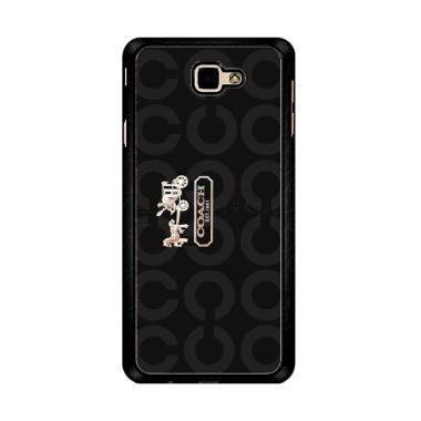Acc Hp Coach Bag X4858 Custom Casing for Samsung Galaxy J7 Prime