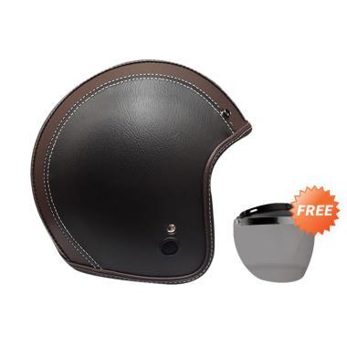 Dari Brown Terbaru di Kategori Helm Motor  7c59278daf