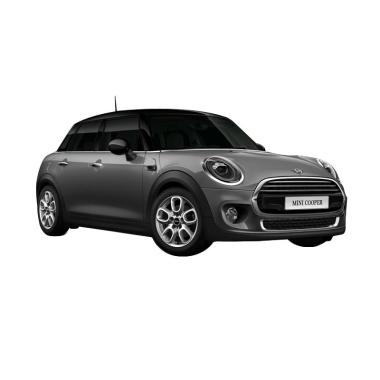 MINI Cooper 5-Door - Moonwalk Grey Metallic