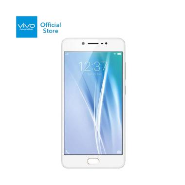 VIVO V5S Smartphone - Gold [64GB/ 4GB]