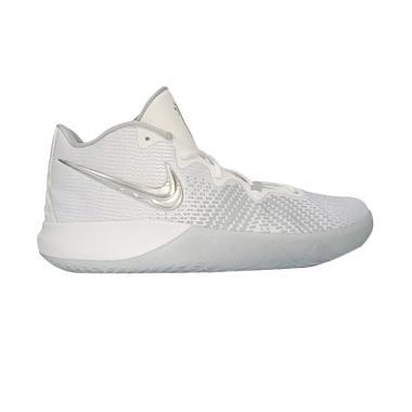 NIKE Kyrie Flytrap Sepatu Basket Pria - White