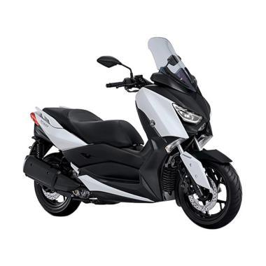 BliLive - Yamaha XMAX Sepeda Motor - Elegant White