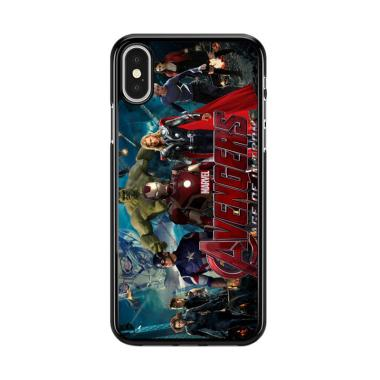 Flazzstore Avenger Age Of Ultron 1 F0328 Premium Casing for iPhone X
