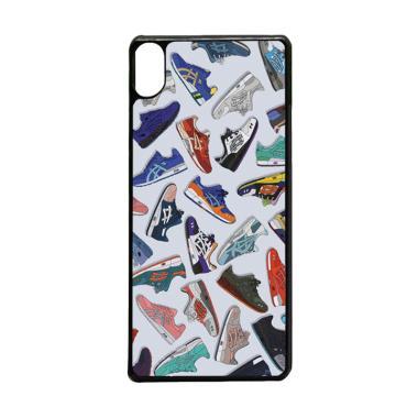 harga Bunnycase Sneakers Art L0432 Custom Hardcase Casing for Sony Xperia XA1 Blibli.com
