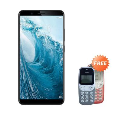 VIVO Y71 Smartphone - Black [16GB/2GB] + Free Prince PC-5