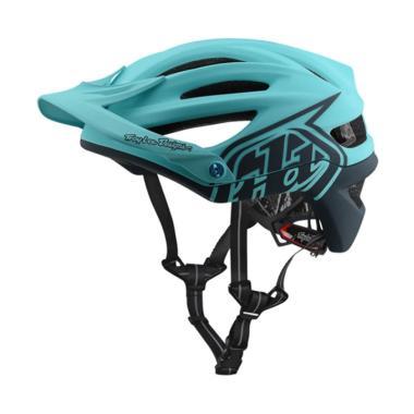 Troy Lee Design TLD A2 MIPS Decoy Helm Sepeda - Aqua 1914853