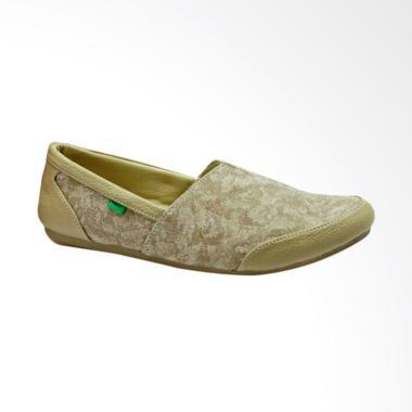 Kickers Ballet Sepatu Wanita - Full Cream