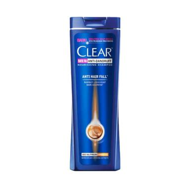 CLEAR Men Anti Hair Fall Shampoo [170 mL]
