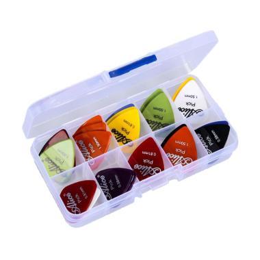 harga Alice Set Pick Gitar - Multicolor [50 pcs] Blibli.com