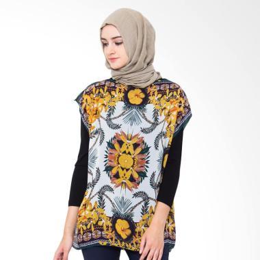 Delarosa Baju Muslim Dela Gardenia Top