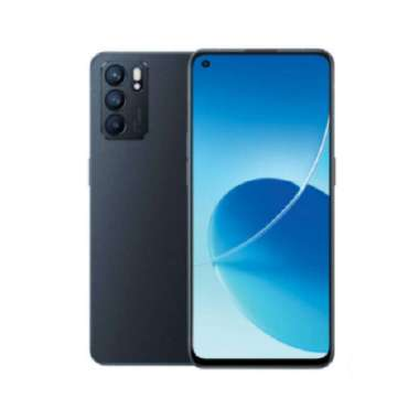 Oppo Reno6 (5G) Smartphone [ Ram 8GB / Rom 128GB ] Stellar Black