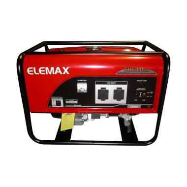 Elemax SH 5300 EX Genset [4700 W]
