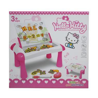 Baby Wish 009-2040A Hello Kitty Learning Board Mainan Anak