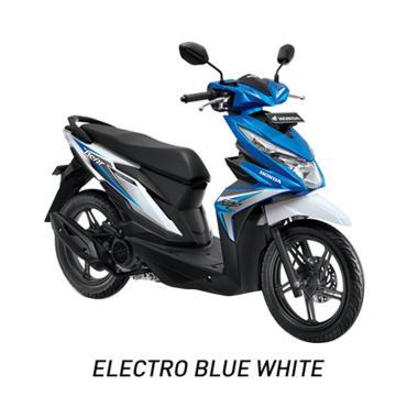 Honda All New BeAT eSP FI Sporty CBS ISS Sepeda Motor [VIN 2018/ OTR Jawa Timur]