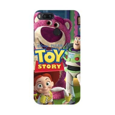 Acc Hp Toy Story Buzz And Bear X3670 Custom Casing for Xiaomi Mi 5X