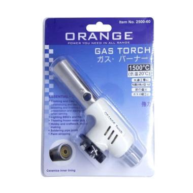 Orange Blow Torch Kepala Gas Alat Pemantik Api ...