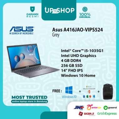 harga Asus VivoBook A416JAO-VIPS524 - Laptop - [Intel® Core™ i5-1035G1 / 4GB DDR4 / 256GB SSD / 14