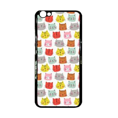 Cococase Cute Cats G0080 Casing for Vivo Y53