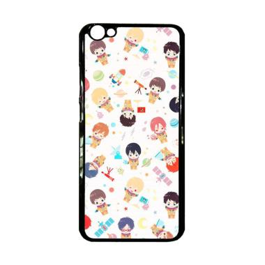 Cococase Iwatobi Swin Club E1454 Casing for Vivo Y53