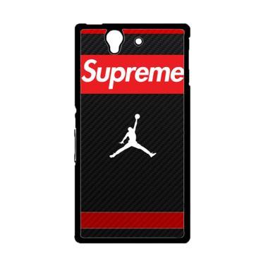Acc Hp air jordan supreme W5341 Custom Casing for Sony Xperia Z