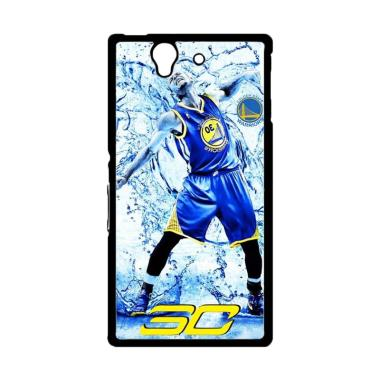 Acc Hp Stephen Curry Water X6244 Custom Casing for Sony Xperia Z