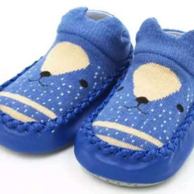 harga Kaos kaki prewalker sepatu bayi socks shoes baby perempuan laki laki Multicolor Semua Ukuran Blibli.com