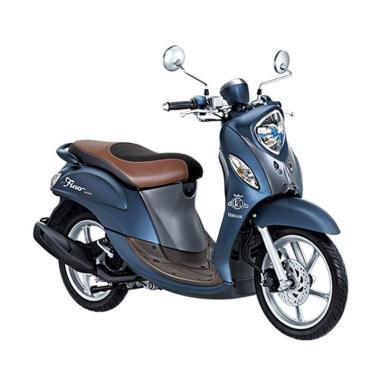 harga Yamaha  Fino Grande 125 Sepeda Motor [VIN 2019/ OTR Sumatera Utara] Blibli.com
