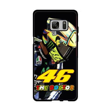 Acc Hp Valentino Rossi J0351 Custom Casing for Samsung Galaxy Note FE