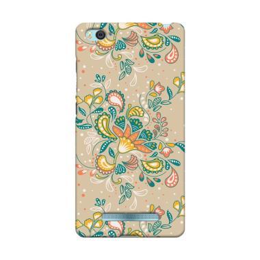 Premiumcaseid Batik Shabby Floral Art Hardcase Casing for Xiaomi Mi4i