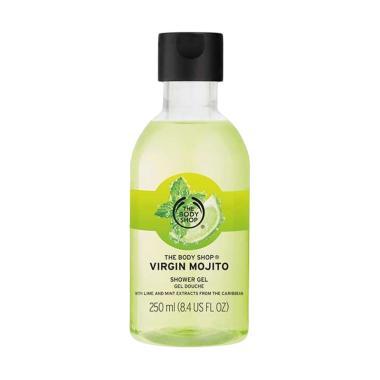 harga The Body Shop Mojito Body Wash [250 mL] Blibli.com