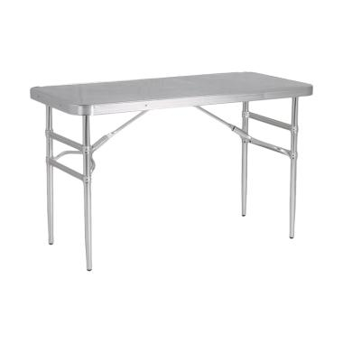 Meja Lipat stainless steel dan aluminium  bina karya master