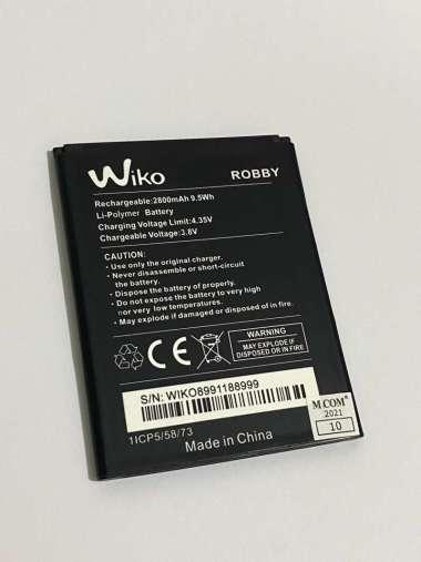 harga WIKO 3913 - [ 2800 MAH ] - 100% ORIGINAL Baterai Batre Batere Battre Batery HP Handphone henfone Blibli.com